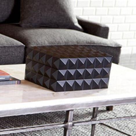 Black Studded Box ,  , hover_image
