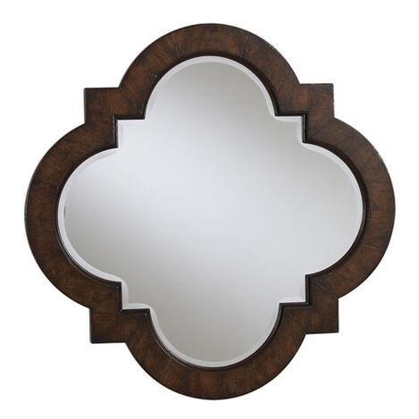 Miroir Quadrilobe Sombre ,  , large