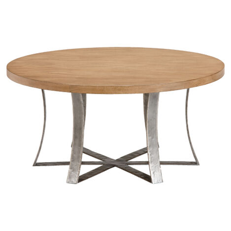 Roswell Round Coffee Table ,  , large