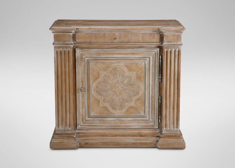 Lombardy Lower Single Cabinet ,  , large_gray