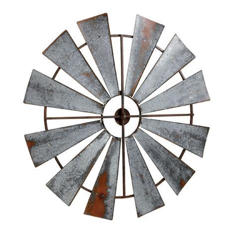 Large Metal Windmill ,  , large