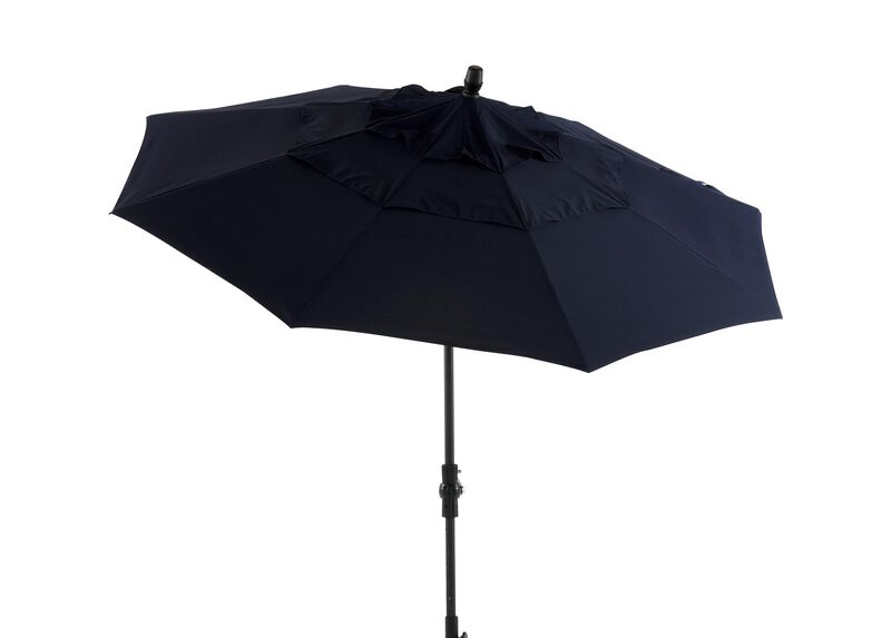Indigo Round Market Umbrella ,  , large_gray