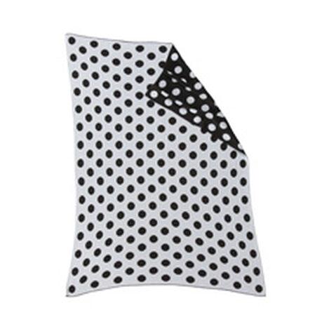 Dotty Stroller Blanket, Mickey's Ears ,  , hover_image