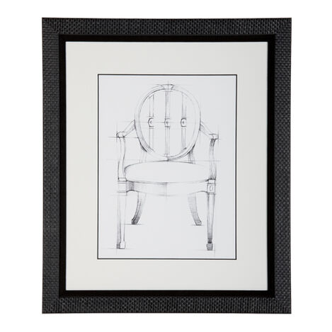 Historic Chair Sketch I ,  , large