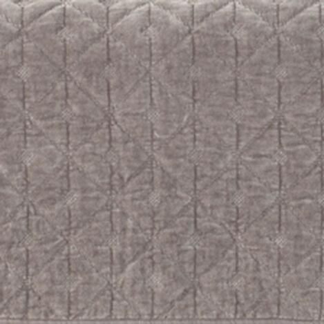Gresham Graphite Velvet Coverlet and Shams ,  , hover_image