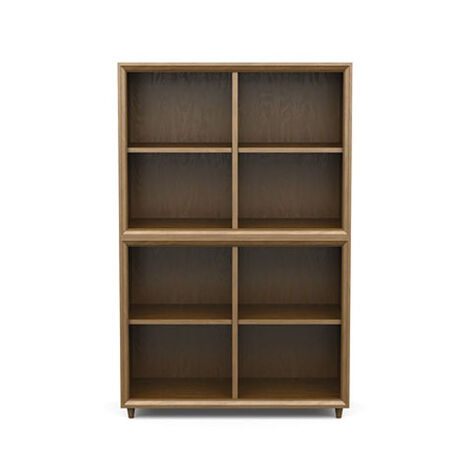 Editor's Double Stacked Shelves ,  , large