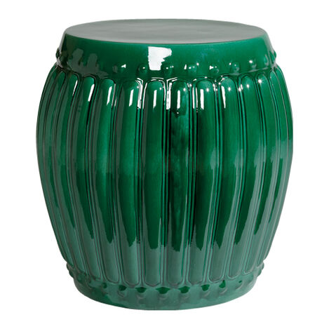 Emerald Drum Table ,  , large