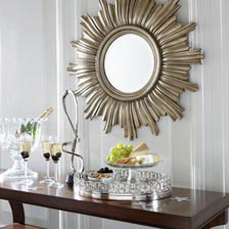 Miroir en Forme D'étoile Rayonnante Séduisant ,  , hover_image