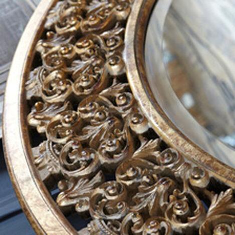 Miroir Florentin Rond ,  , hover_image