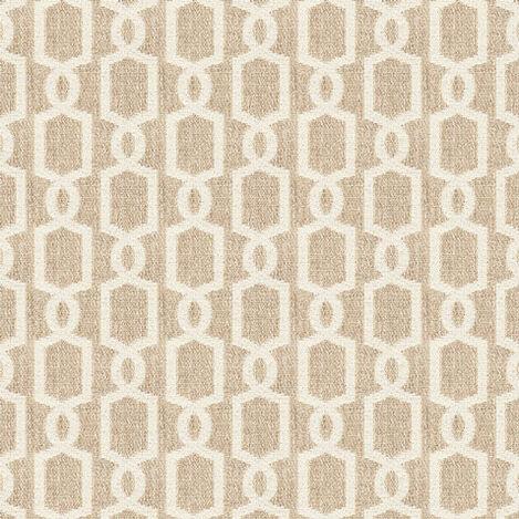 Mod Oatmeal Fabric ,  , large