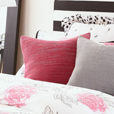 Glimmer Pillow, Minnie Pink ,  , hover_image