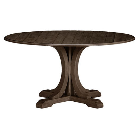 Corin Rough Sawn Dining Table ,  , large