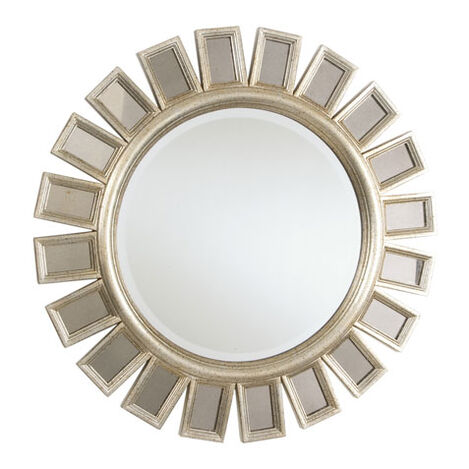Miroir à Panneaux Multiples ,  , large