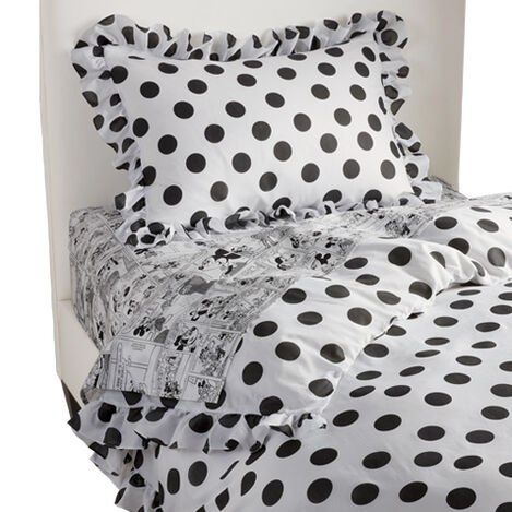 Grand Dotty Duvet Cover and Sham ,  , large