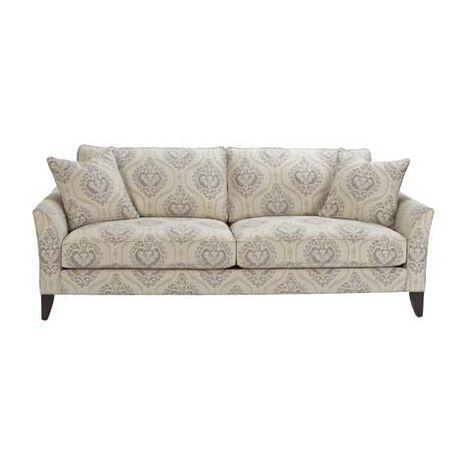 Canapé avec coussins Carlotta ,  , large