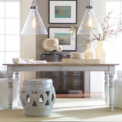 Miller Rustic Dining Table ,  , hover_image