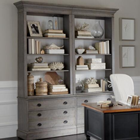 Villa Double File Bookcase ,  , hover_image