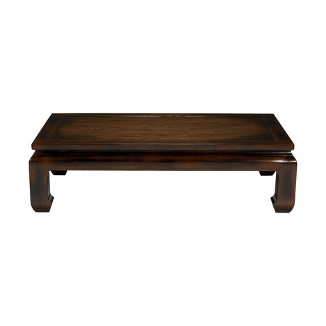 Dynasty Rectangular Coffee Table ,  , large