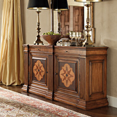 Lombardy Marquetry Sideboard ,  , hover_image