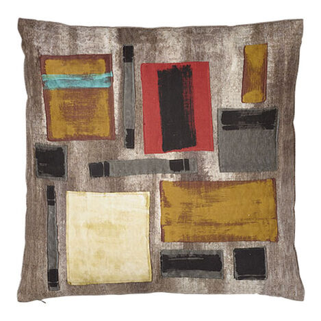 Vector Patch Pillow ,  , large