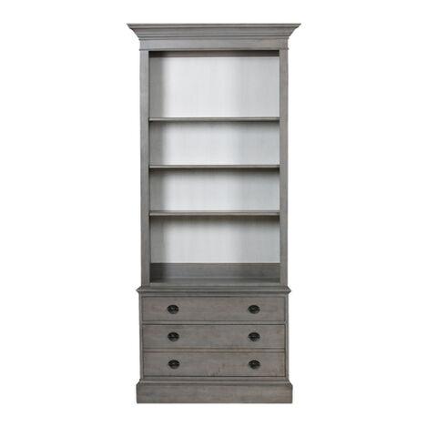 Villa Single File Bookcase ,  , large