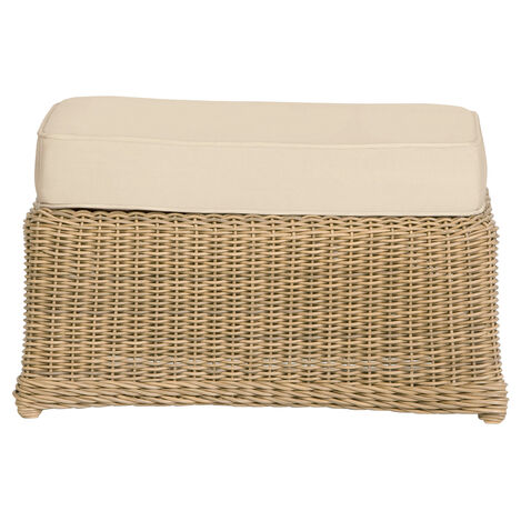 Willow Bay Ottoman ,  , large