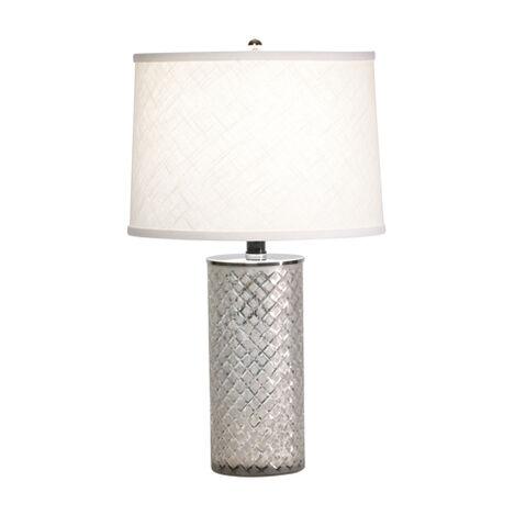 Lampe dentelle en verre Accent ,  , large