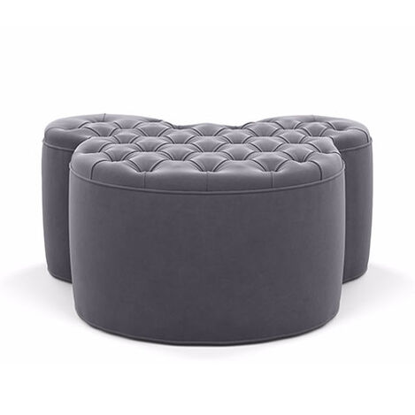 Mickey Mouse Ottoman ,  , large