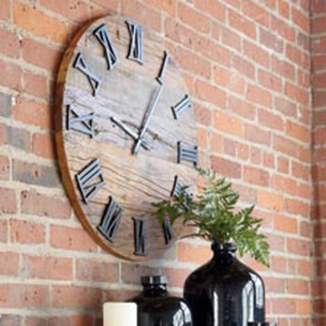 Paxton Round Wall Clock ,  , hover_image