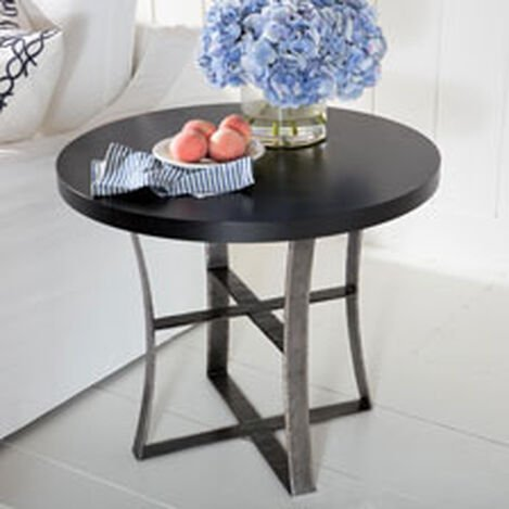 Roswell Round End Table ,  , hover_image