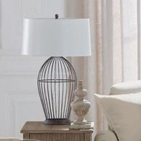 Lampe de Table Cage Ouverte Brody ,  , hover_image