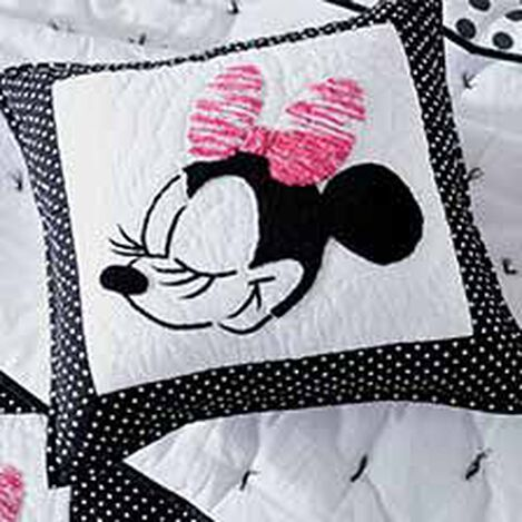 Mad about Minnie Pillow, Minnie Pink ,  , hover_image