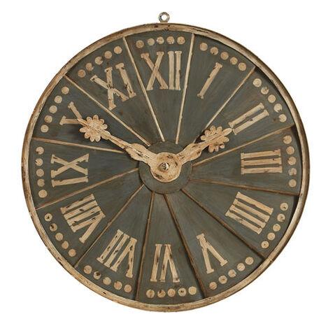 European Clock Dial Fragment ,  , large