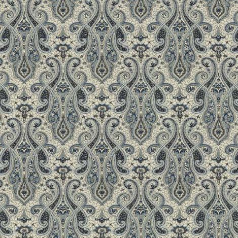 Shayna Indigo Fabric ,  , large