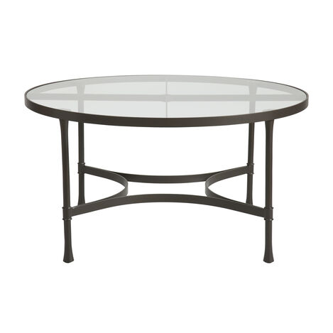 Biscayne Round Dining Table ,  , large