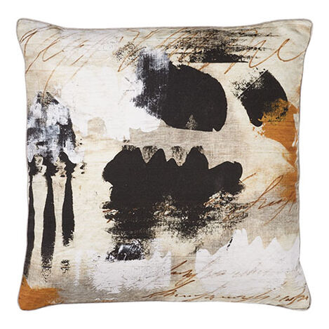 Abstract Print Pillow ,  , large