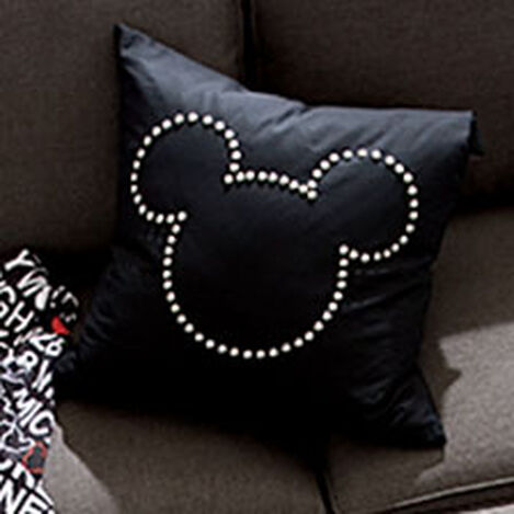Mickey Mouse Nailhead Pillow ,  , hover_image