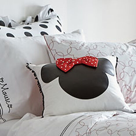 Minnie Mouse Icon Pillow ,  , hover_image