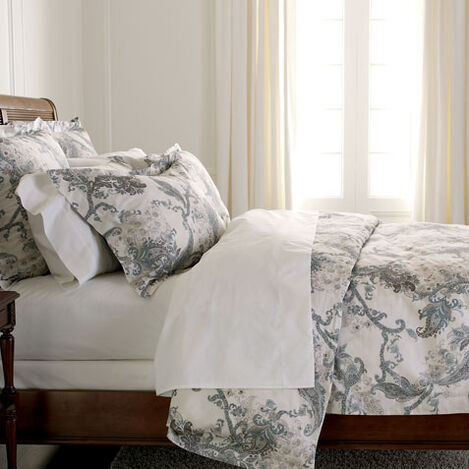 Wynsome Paisley Duvet Cover ,  , large