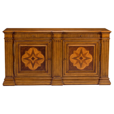 Dressoir Lombardy Marquetry ,  , large