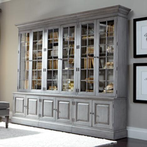 Villa Triple Library Bookcase ,  , hover_image