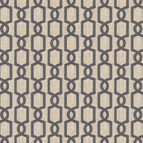 Mod Charcoal Fabric ,  , large