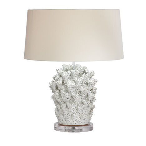 Staghorn Coral Table Lamp ,  , large