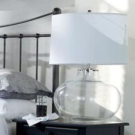 Large Onion Jar Table Lamp ,  , hover_image