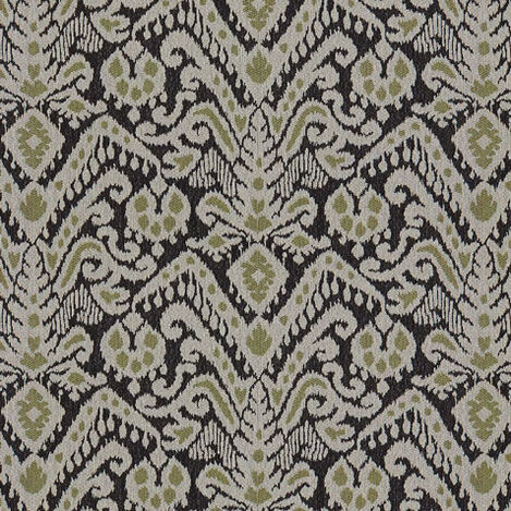 Mina Avocado Fabric ,  , large