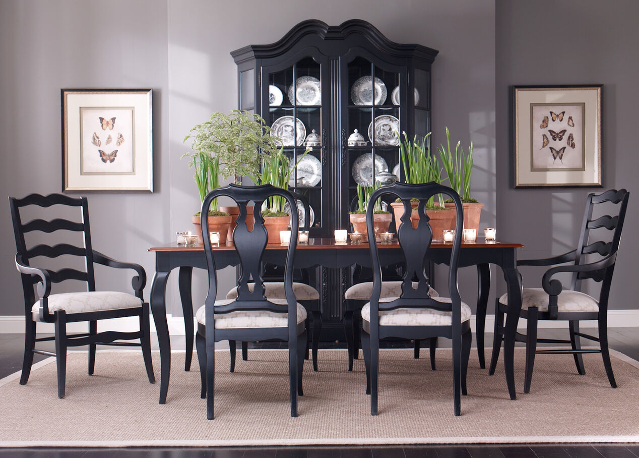 Juliette dining table dining tables for V dining room table