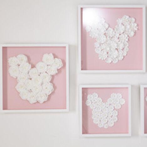Garden of Roses Paper Art ,  , hover_image