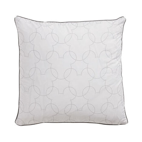 Mickey Mouse Dash Pillow, Mouse Grey ,  , large