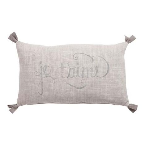 Je t'aime Pillow ,  , large