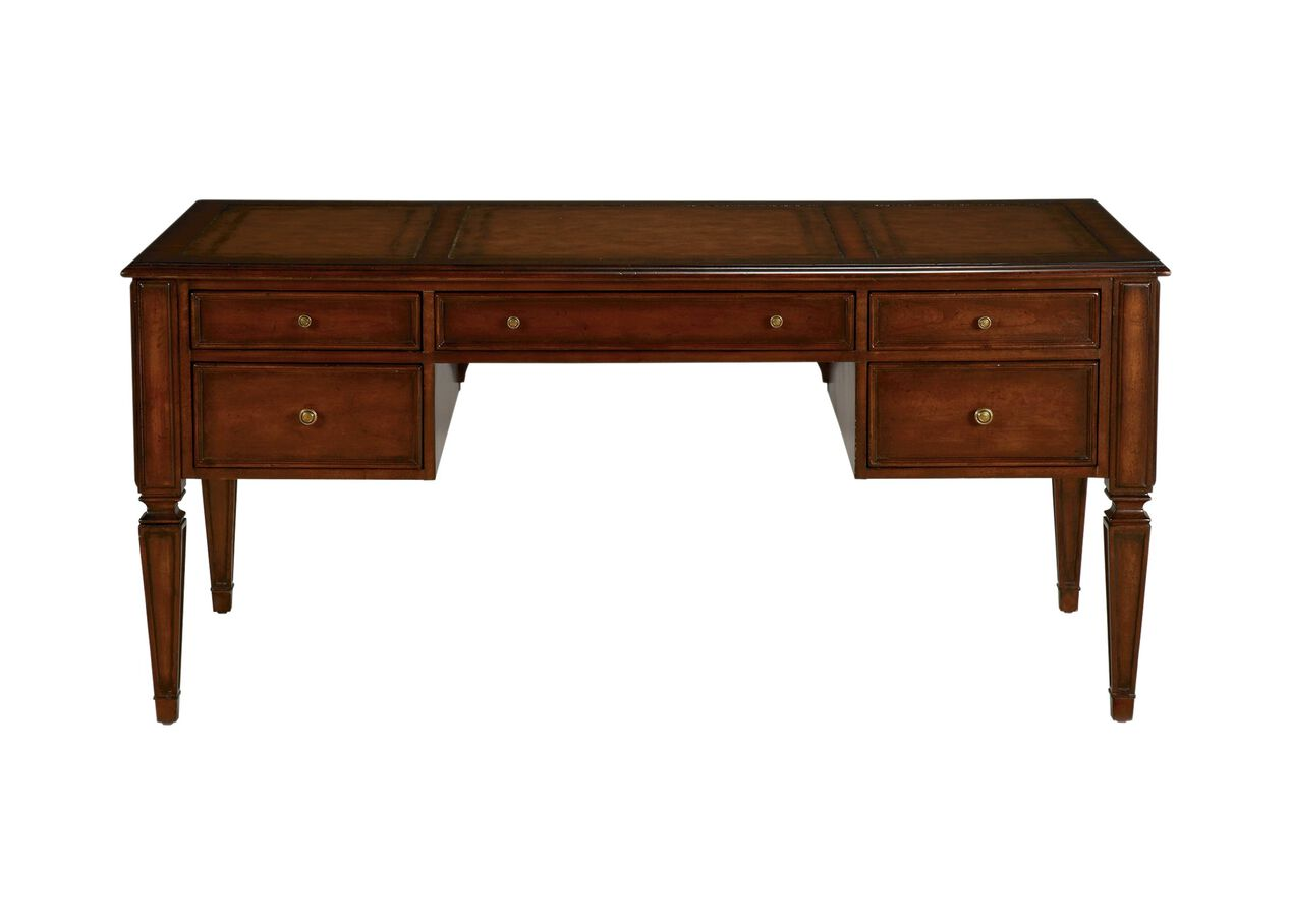 Buckley Leather Top Desk Desks